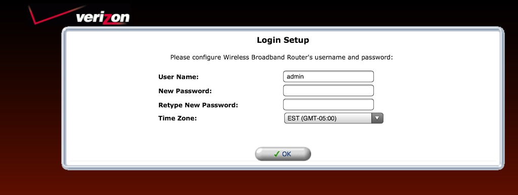 fios interface