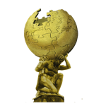 Atlas_with_Wikified_Globe